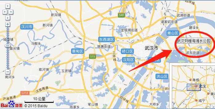2019武汉玛雅水公园怎么去(公交 自驾)