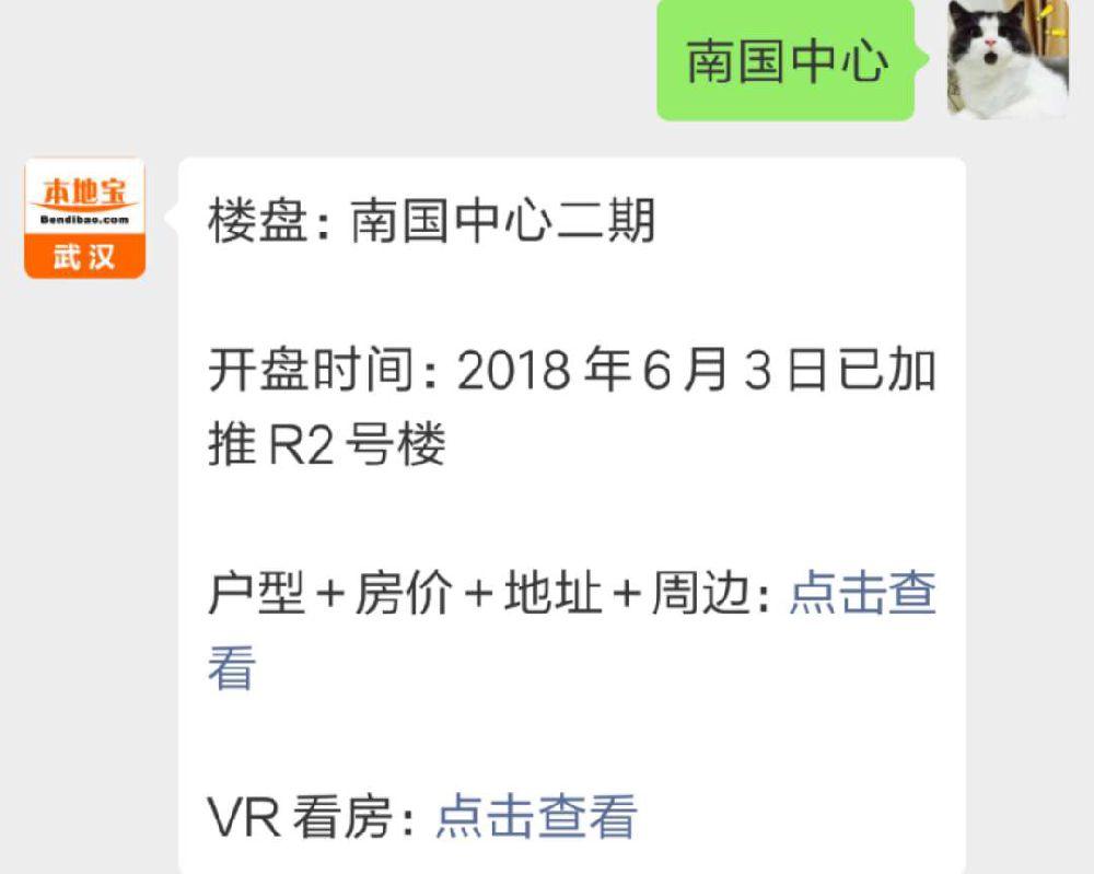 武汉南国中心(房价+地址+户型+周边等)