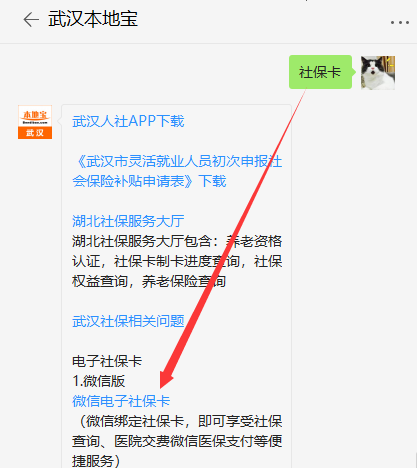 2019武汉电子社保卡办卡指南(功能+办理)