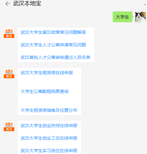 武汉大学生保障房申请条件