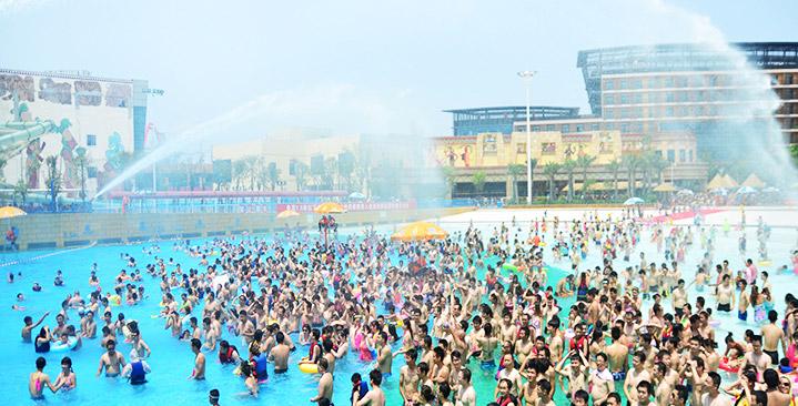 玛雅水上乐园_武汉夏天去哪玩 多种游玩方式推荐- 武汉本地宝