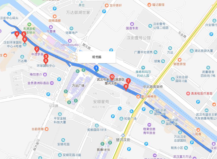 关于松竹路道路维修工程施工期间交通管理的通告