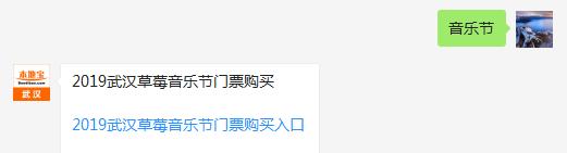 2019武汉草莓音乐节时间表