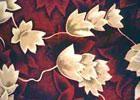 木模彩色印花布