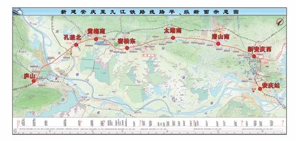安九高铁路线_安九铁路安徽段工程概况- 芜湖本地宝