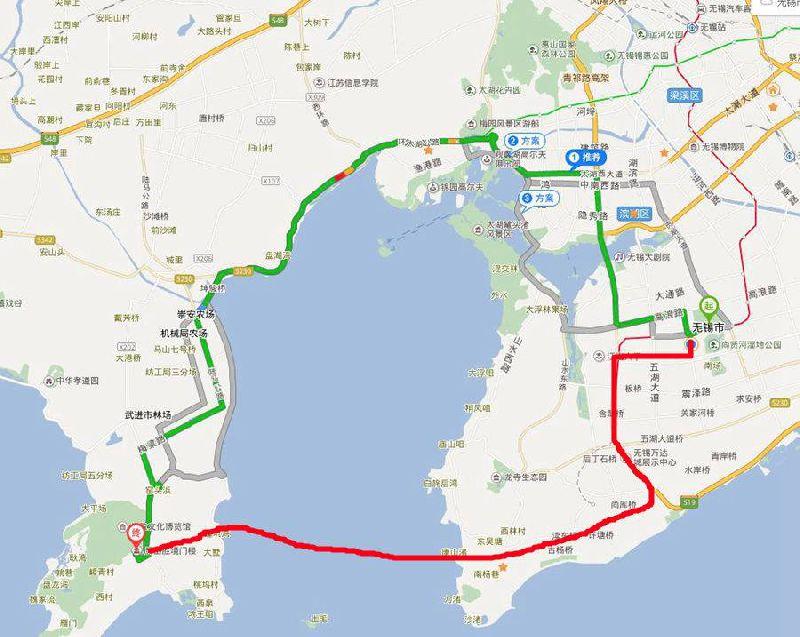 苏锡常南部高速规划图