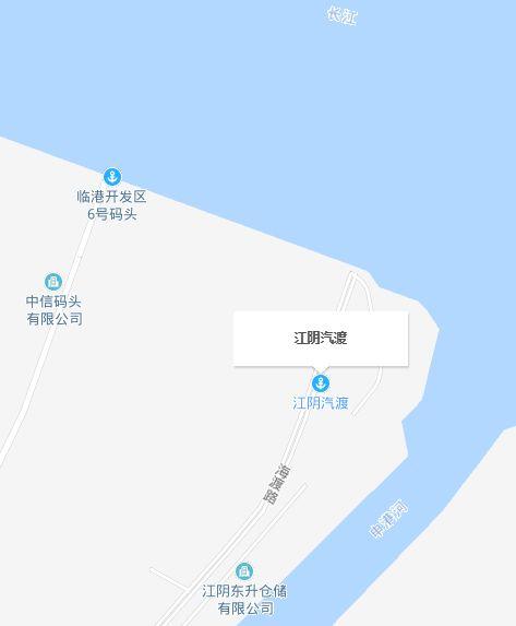 6月10日起 江阴利港轮渡暂停运营