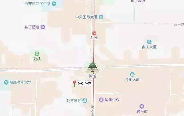西安咸阳机场大巴钟楼线首末班,乘车点,票价一览