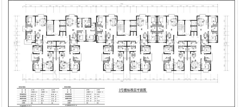 西安蓝田县经适房房源分布、户型图一览