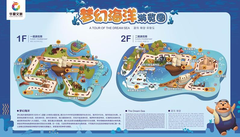 西安华夏文旅海洋公园游玩攻略(地址+门票+表演时间) 行业新闻 丰雄广告第5张