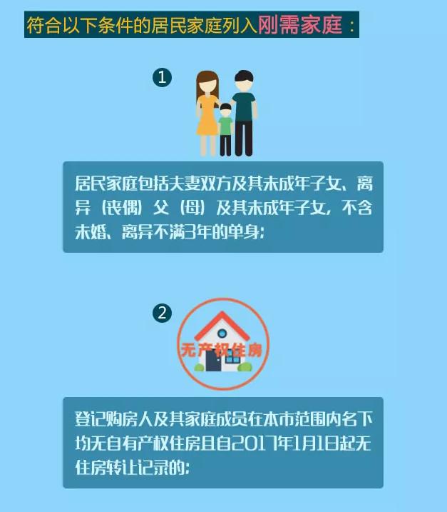 西安买房摇号刚需家庭条件是什么