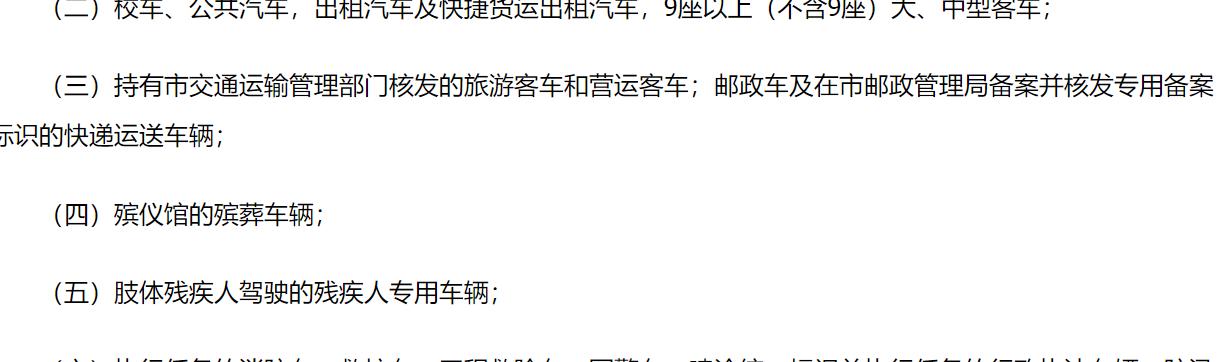 2019西安临潼区实施工作日机动车限行通告