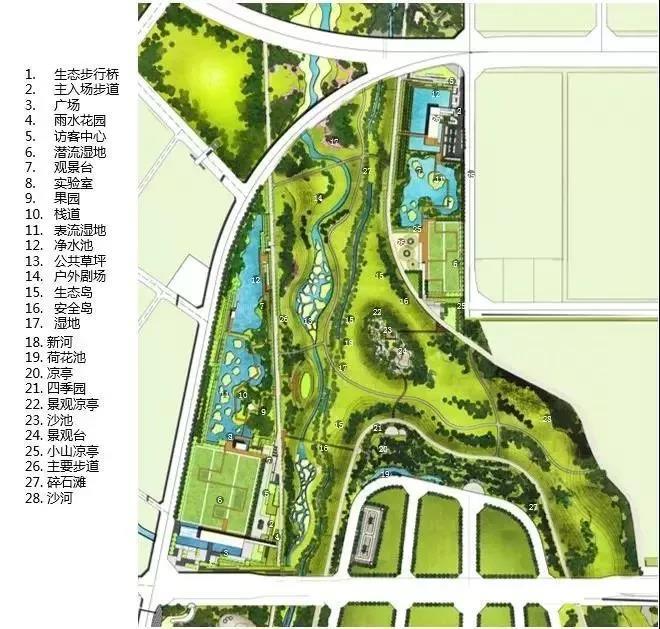 西安新渭沙湿地公园在哪里?