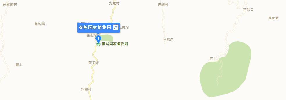 2019西安秦岭国家植物园百花节攻略