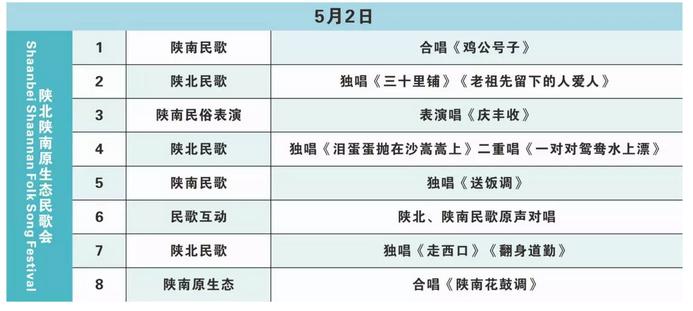 2019汉中花海音乐节攻略(时间 节目单)