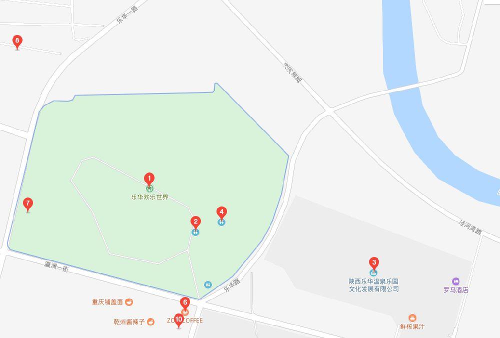2019西安乐华欢乐世界营业时间