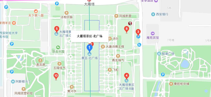 2019西安《再回大雁塔》演出指南