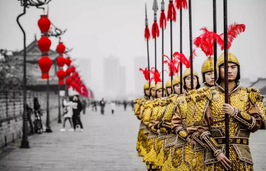2019西安城墙五一旅游攻略
