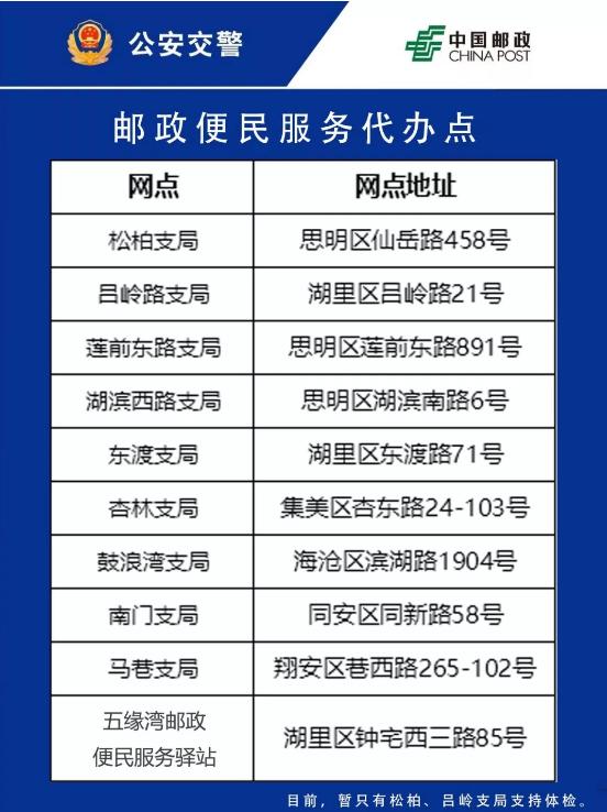 上海驾驶证换证_厦门换驾驶证在哪里?- 本地宝