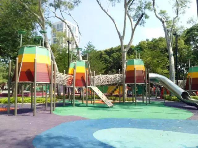 厦门中山公园儿童岛游玩攻略(开放时间 免票)