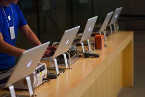 苹果授权店出售旧平板电脑 店方称拿错机器