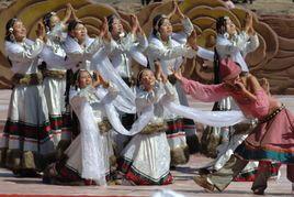 宁夏银川国际黄河文化节图片