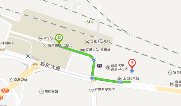 宜昌东站到三峡机场怎么去