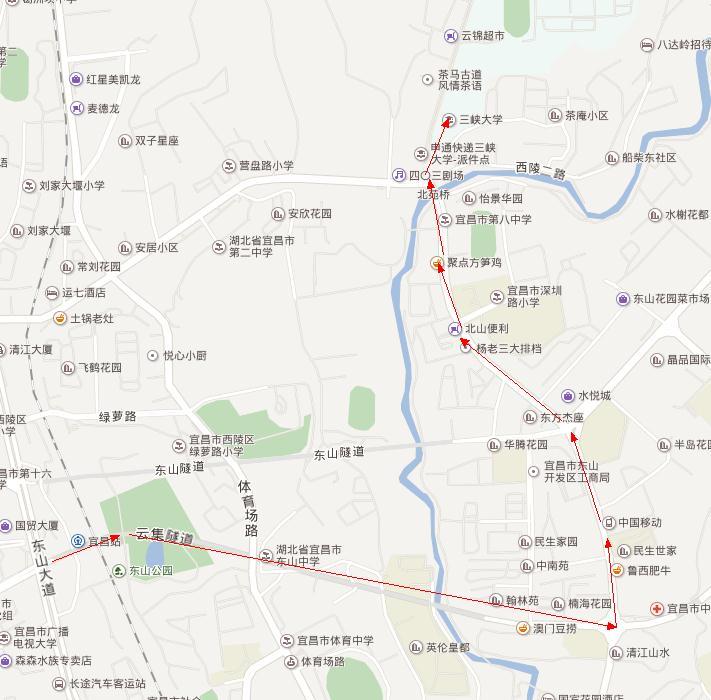 宜昌三峡大学2017桃花节游览攻略