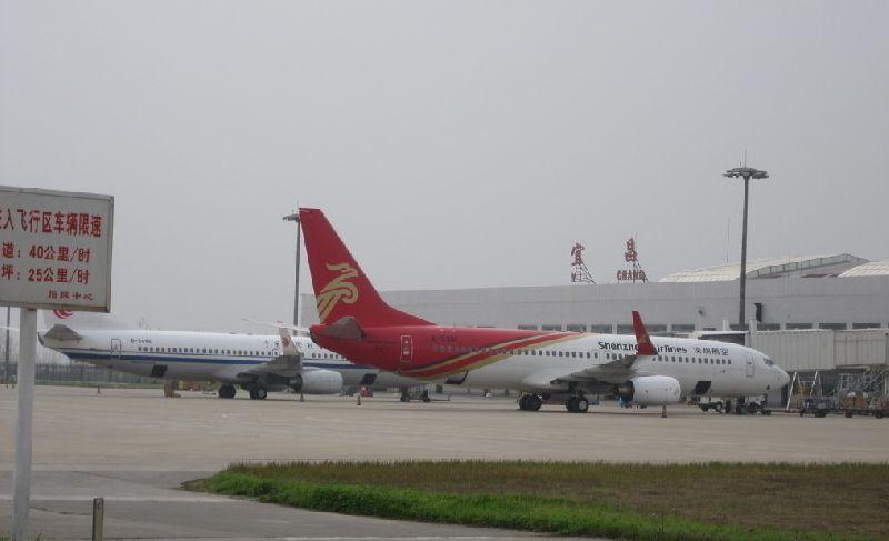 7月1日起宜昌三峡机场开通至桂林和鄂尔多斯航线