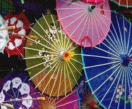 益阳特产:益阳明油纸伞
