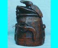 益阳特产:小郁竹器