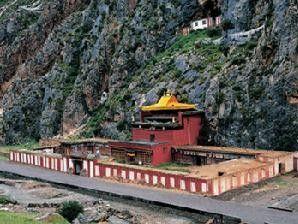 文成公主庙—洞天福地