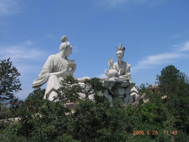 五老峰—旅游胜地
