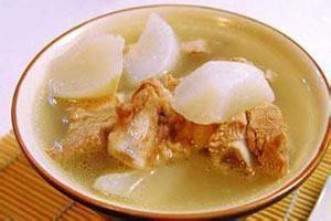 冬天喝什么汤 首推萝卜排骨汤