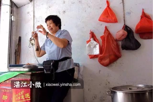 湛江牛杂店一览