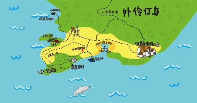 珠海外伶仃岛游玩攻略:    最佳旅游季节:四季皆宜,春秋最佳.