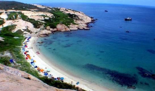 珠海免费开放的沙滩