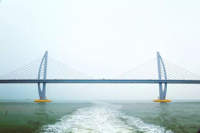 珠海港珠澳大桥海上游有什么好看的