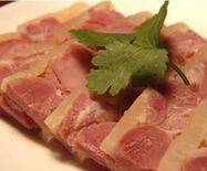 肴肉不当菜的来历