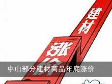 消费提醒:部分建材商品年底涨价
