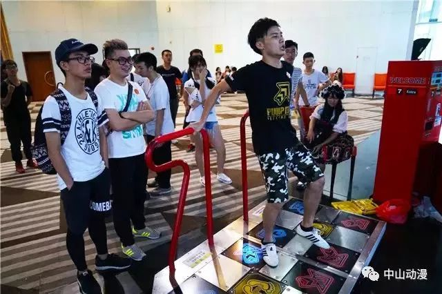2018中山动漫游戏文化节有什么好玩的?