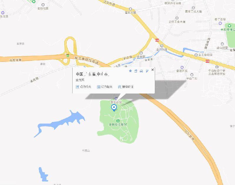 2018中山花漾灯光节暨消夏魔幻艺术节在哪里举行?