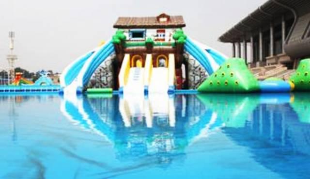 武汉玛雅海滩水公园游玩攻略