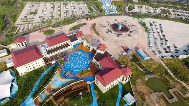 2018河南中赫梦幻水世界暑假优惠