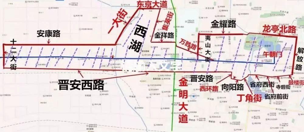 2019郑开马拉松交通管制